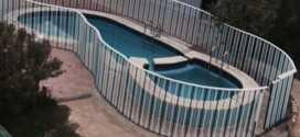مسبح بالشاليه