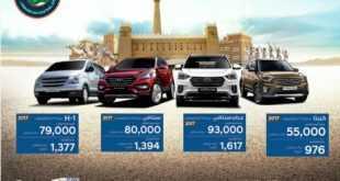 عروض الوعلان للسيارات 2017