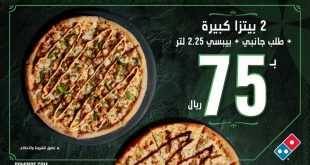 دومينوز اطلب أطعم بيتزا 12